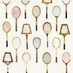 Descubrí la evolución de las raquetas
